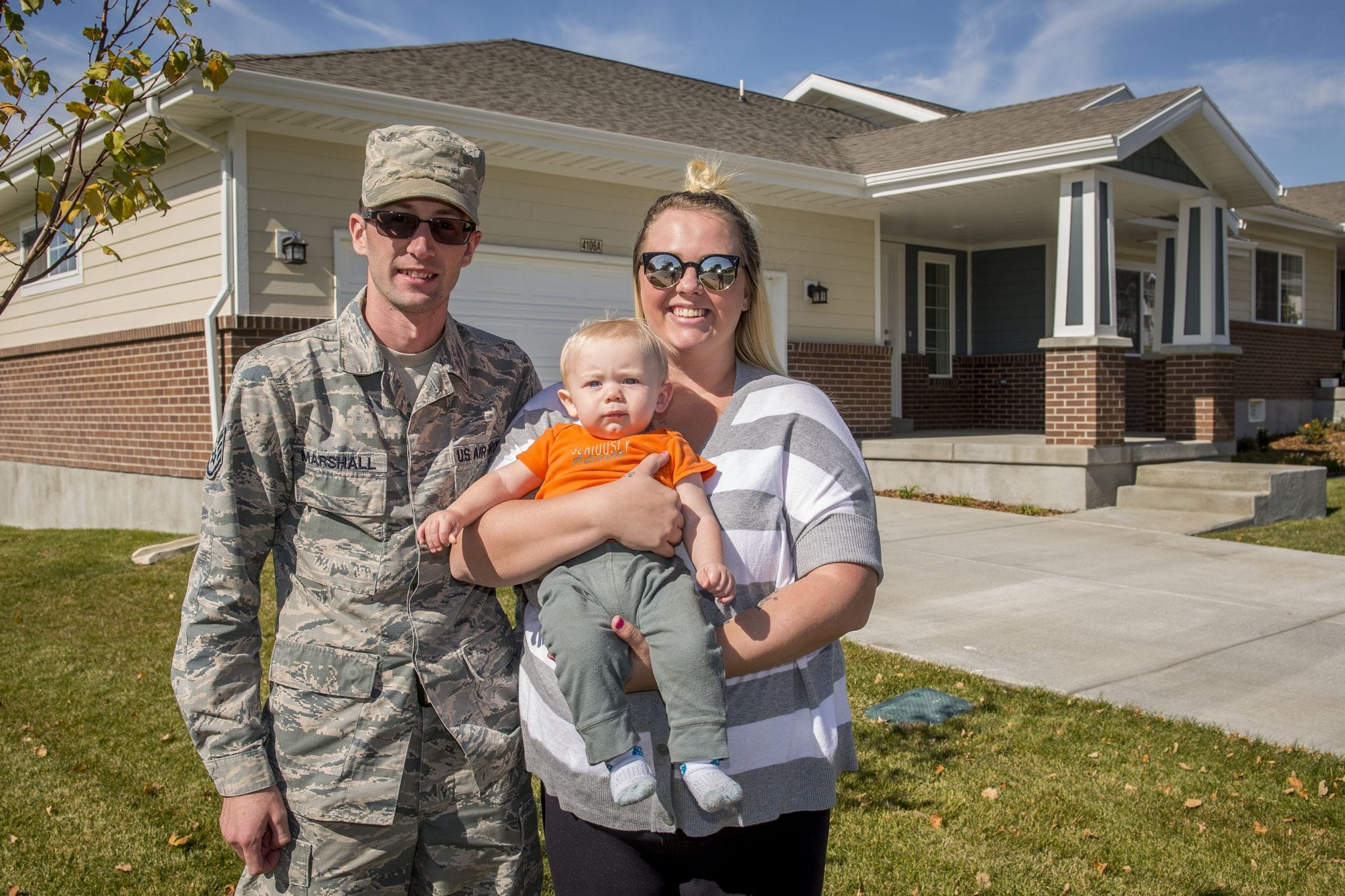 family buying va homes and va condos