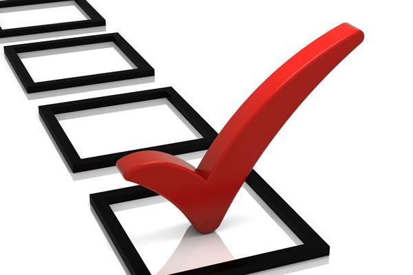 Military Home Seller's Check List